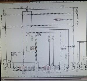 starter motor wiring diagram  MercedesBenz Forum