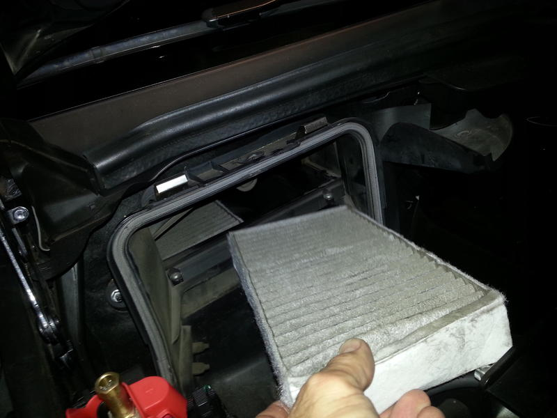 GL450 Cabin Filter Replacement  MercedesBenz Forum