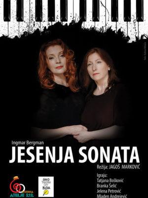Predstava Jesenja sonata