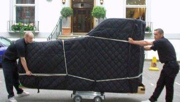 Kako preseliti klavir u Beogradu?