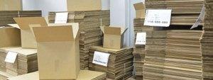 Kartonske kutije za selidbe - koliko vam je potrebno kutija?