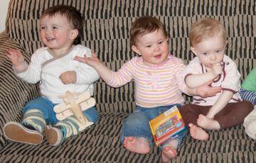 נעלי תינוקות - מתי ומה לרכוש