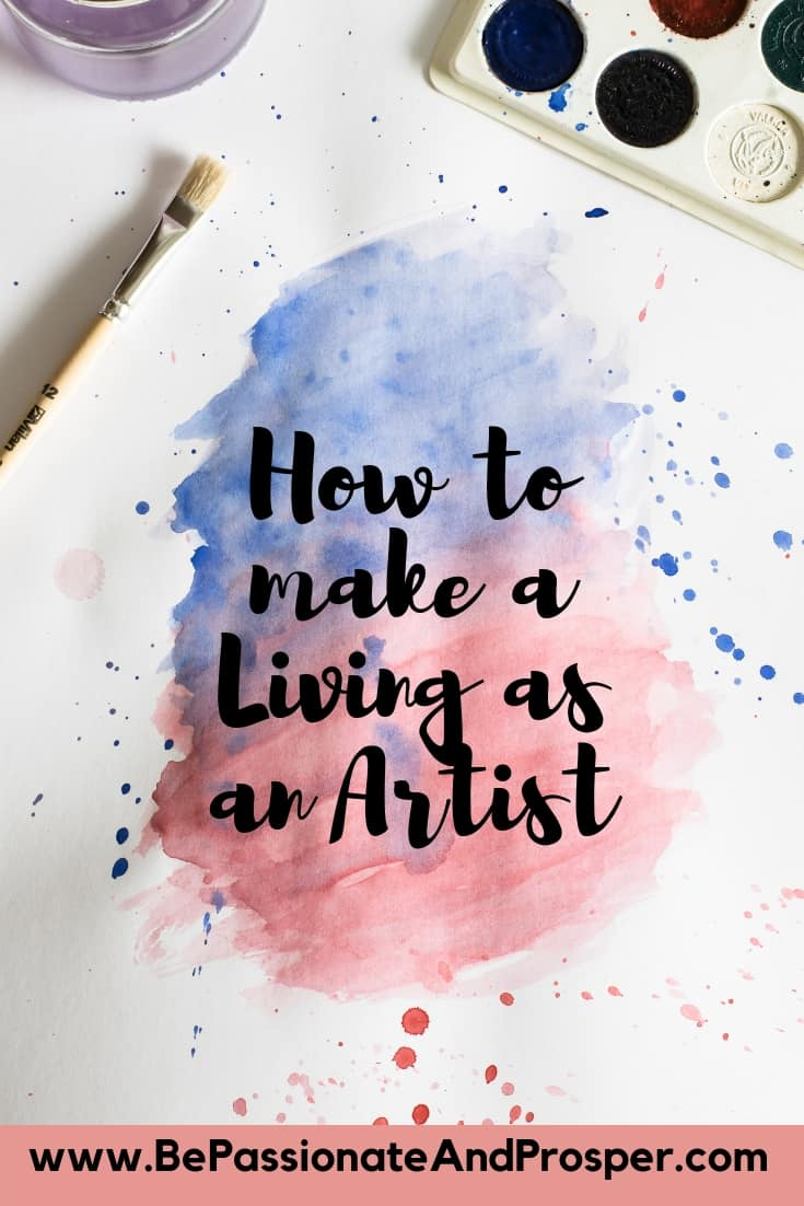 How to Make a Living as an Artist