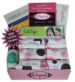 Feminine Hygiene Sampler