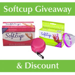 Softcup Discount & Giveaway