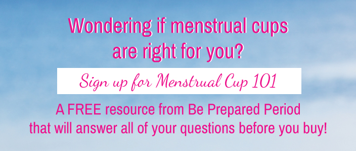 Pre-menopausal mom and menstrual cups