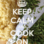 Keep Calm & Cook On