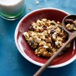 Cách Làm Granola Thực Dưỡng Ăn Sáng
