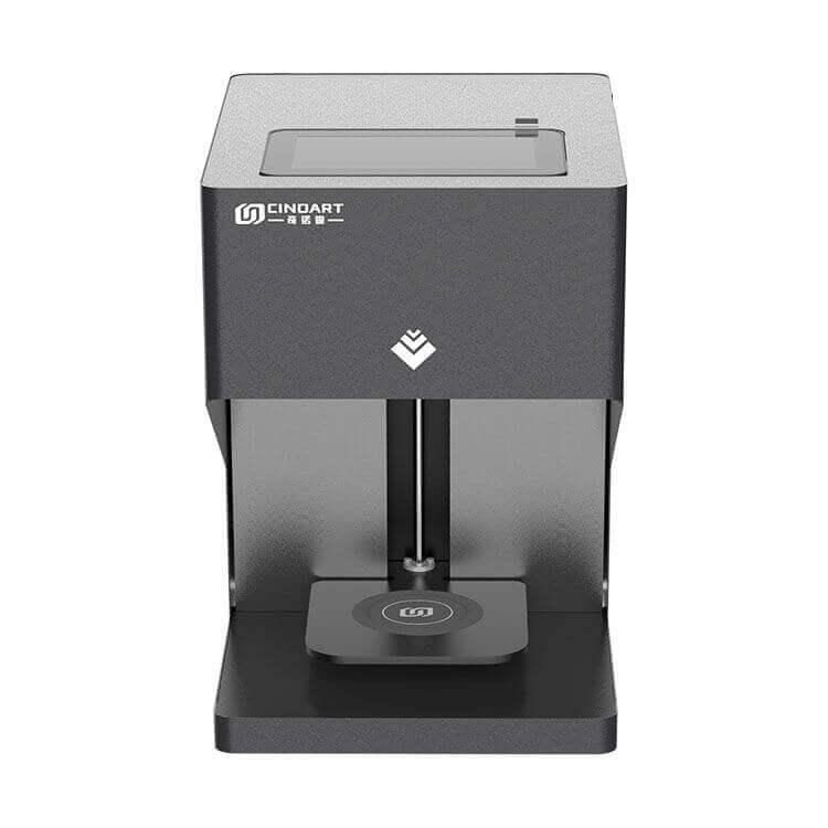 3d coffee art cino printer