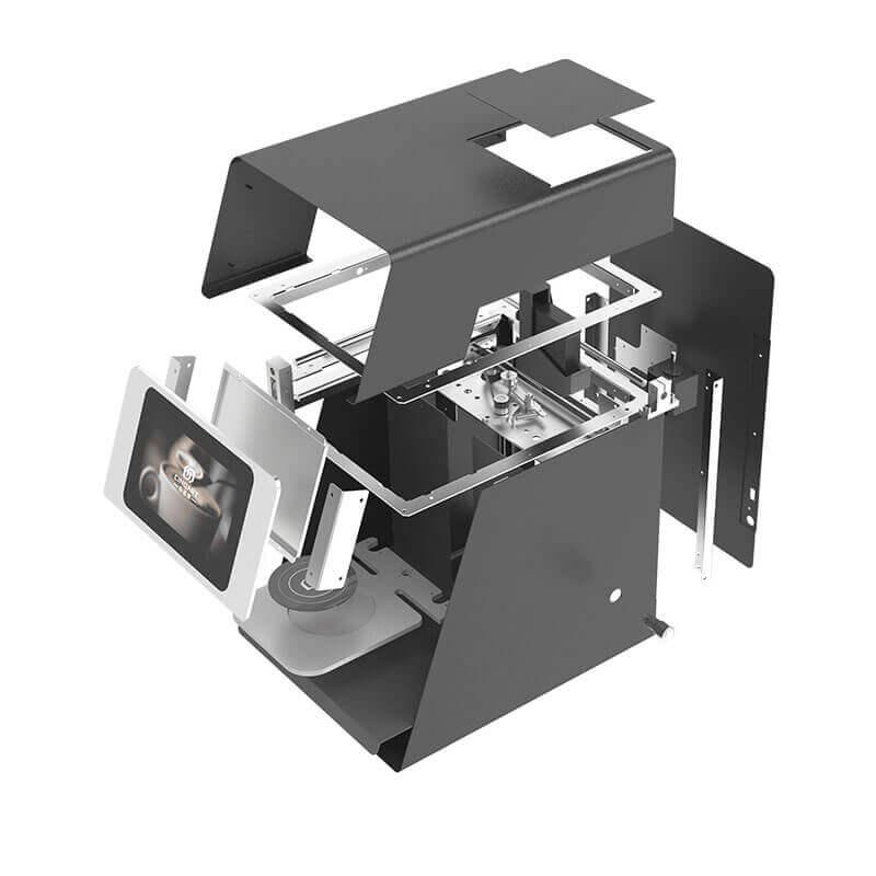 cinoart coffee printer