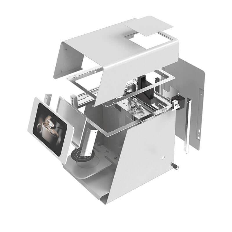 coffee printer 3d