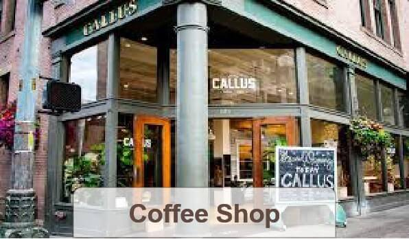 3d coffee printer coffee shop