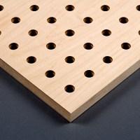 Lochplatten Holz