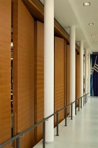 Akustik-Schlitzplatten Holz-F - BER Deckensysteme GmbH