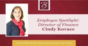 Employee Spotlight Cindy (1)