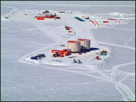 la stazione Concordia Antartide