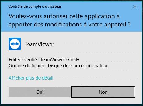 TeamViewer, Windows1
