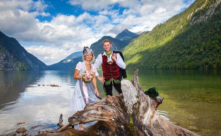 Hochzeitsmesse in Berchtesgaden