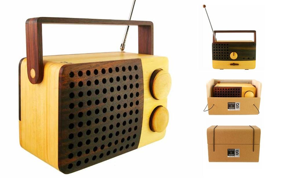 Radio Kayu – Buah Karya dari Desa Yang Mendunia – Berdesa