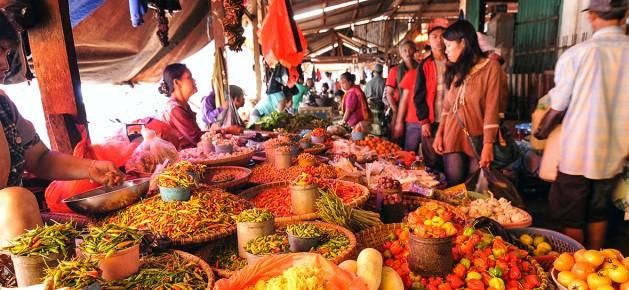 Potensi Pasar Desa Dalam Pembangunan Berdesa