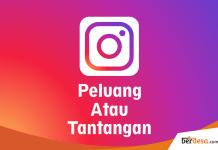 Desa dan Instagram