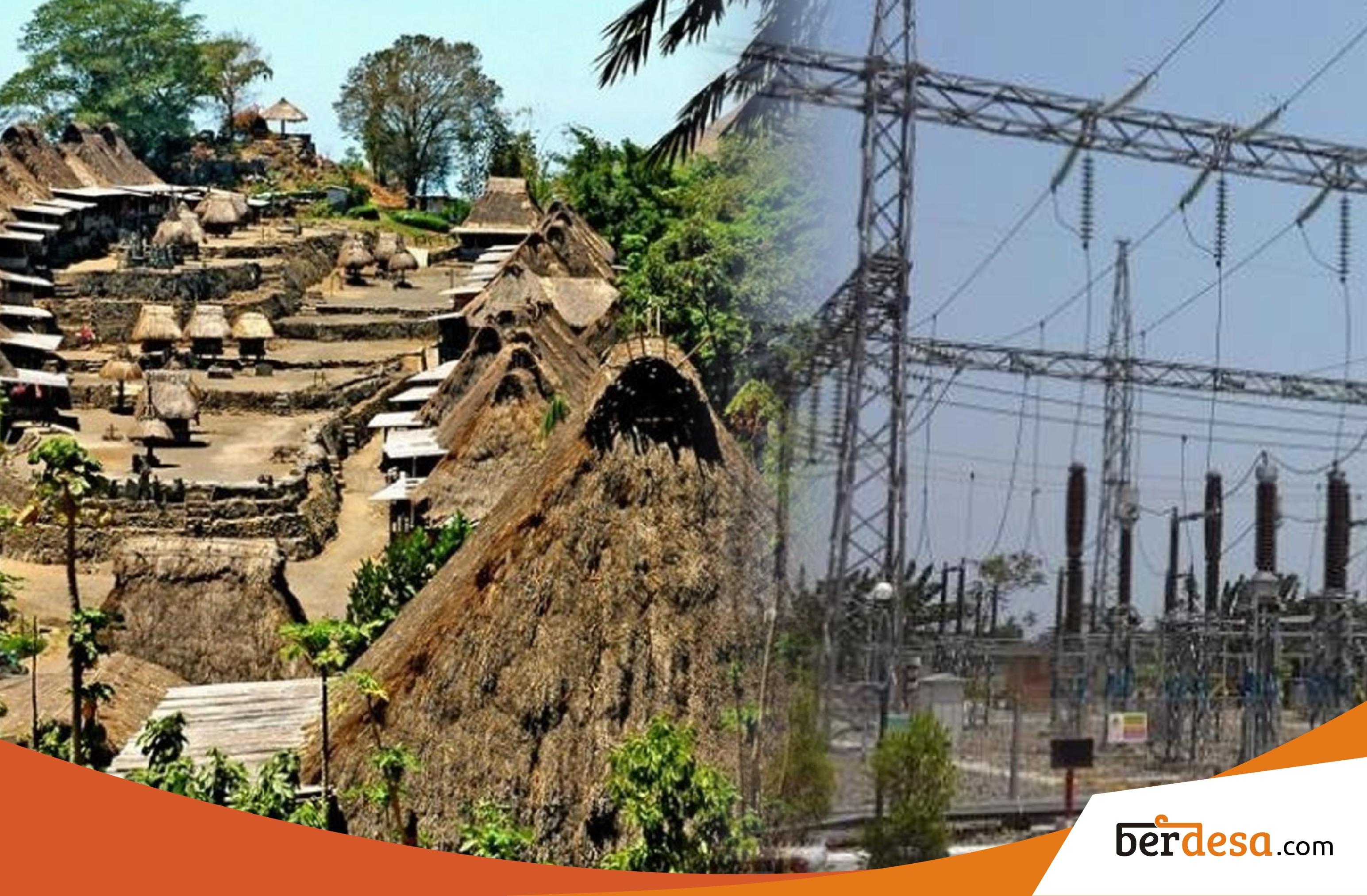 Desa-desa di Nusa Tenggara Timur Sudah Dialiri Listrik 100 Persen – Berdesa