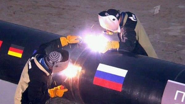 """Фінляндія видала всі дозволи на будівництво """"Північного потоку-2"""""""