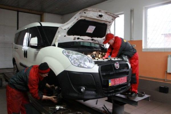 Автомобільний центр « АВТОВАН » Бердичів – ремонт авто: 16 років