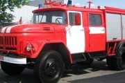 Нічна пожежа у Бердичівському районі. ФОТО