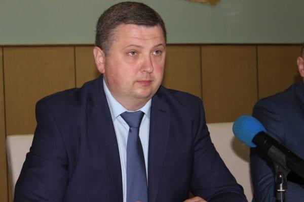 Голова Бердичівської районної ради Максим Самчик оголосив про скликання чергової сесії районної ради