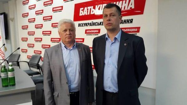 Володимир Пономарчук та Валерій Шелепа вітають бердичівлян з наступаючим Новим роком