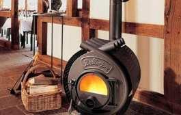 Буржуйка это не только тепло, но и отличное дизайнерское решение для интерьера