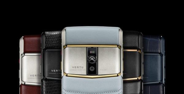 Смартфон Vertu New Signature Touch