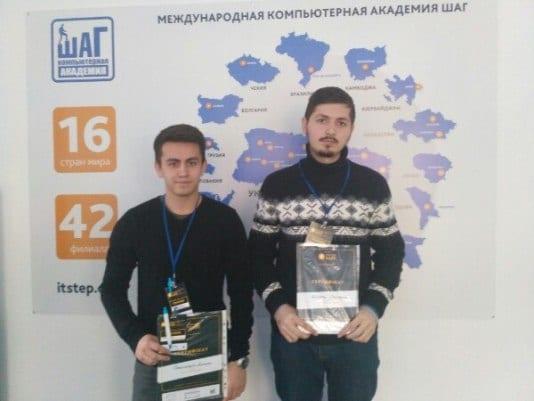 В Житомирі відбувся регіональний відбір учасників ІТ-Чемпіонату «Золотий Байт»