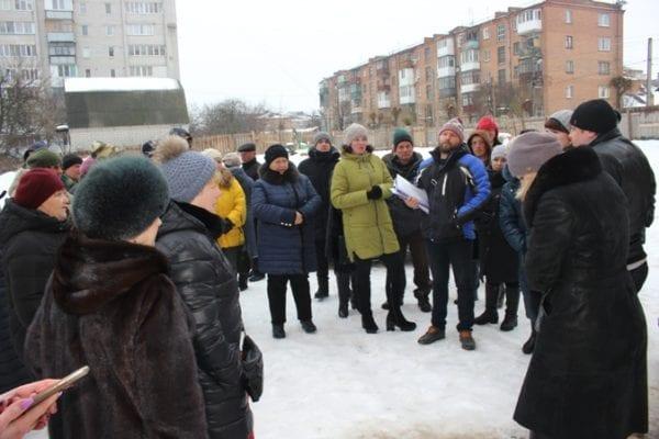 У Бердичеві почалися проблеми з житловим комплексом «Шевченківський»