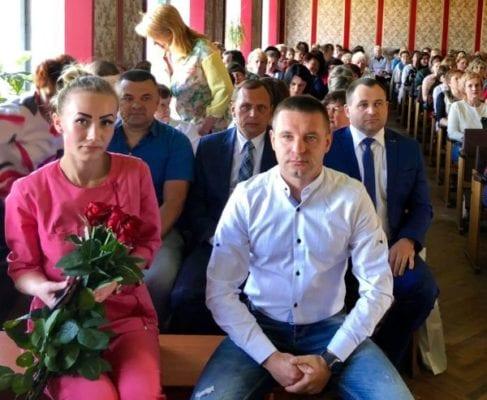 Бердичев: нардеп Ревега и депутат облрады Смычок обменялись мнениями о мужской красоте