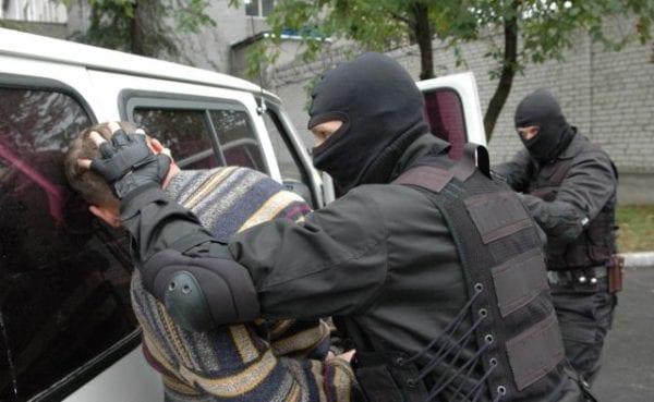 Працівники поліції Житомирщини затримали небезпечну  банду валютних розбійників. ФОТО