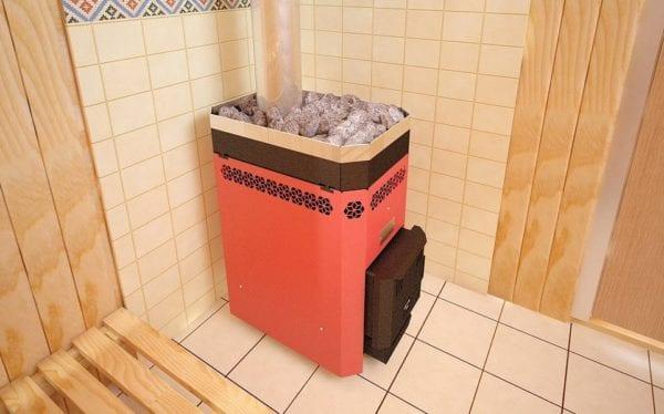 Мини-печь для бани из нержавейки? Рекомендуем «Теплодар»