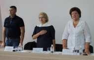 """""""Газовий"""" брифінг Анжеліки Лабунської для журналістів місцевих ЗМІ"""