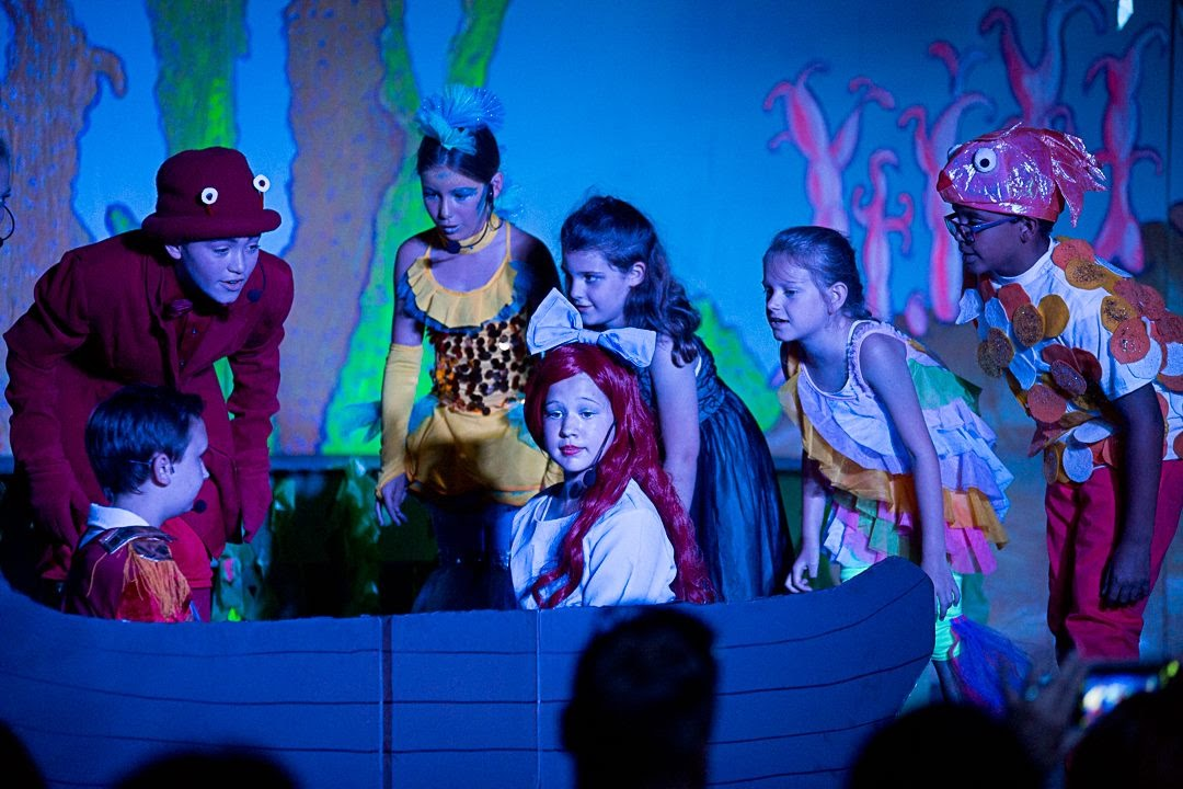 Spotlight Acting School Little Mermaid JR