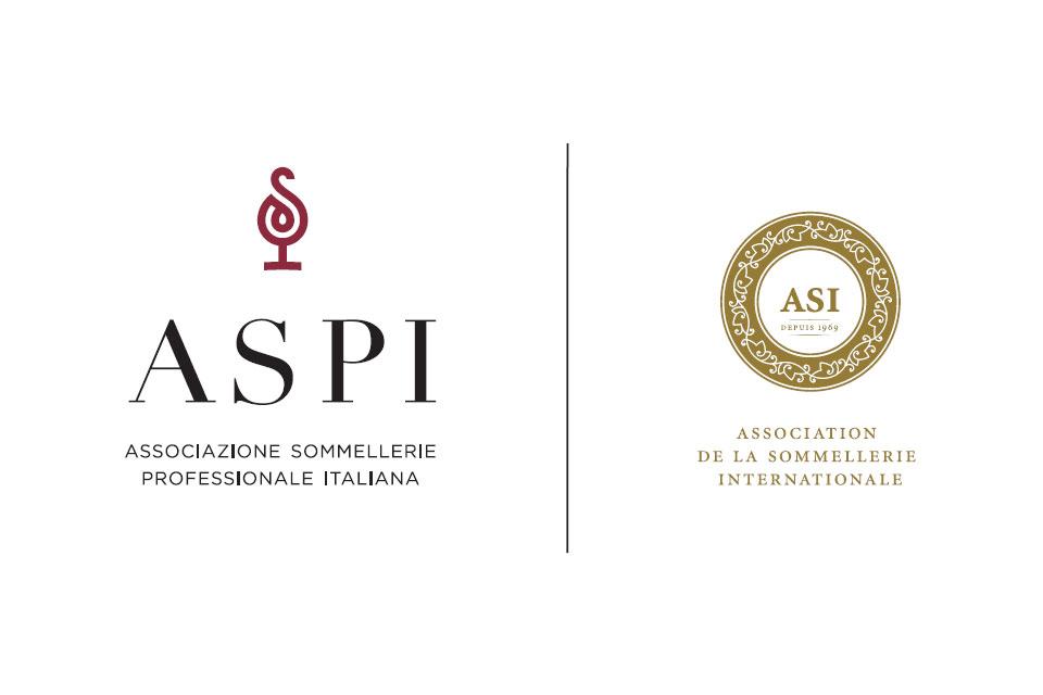 ASPI: nel nuovo logo l'evoluzione della Sommellerie