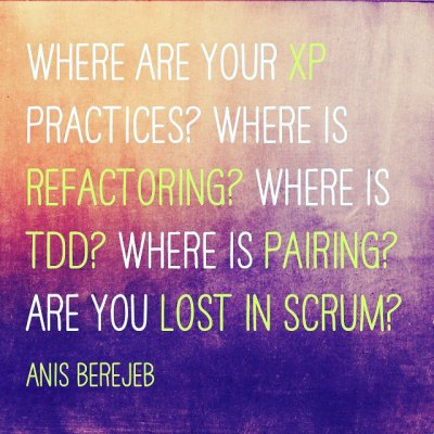 Where are your Agile Practices