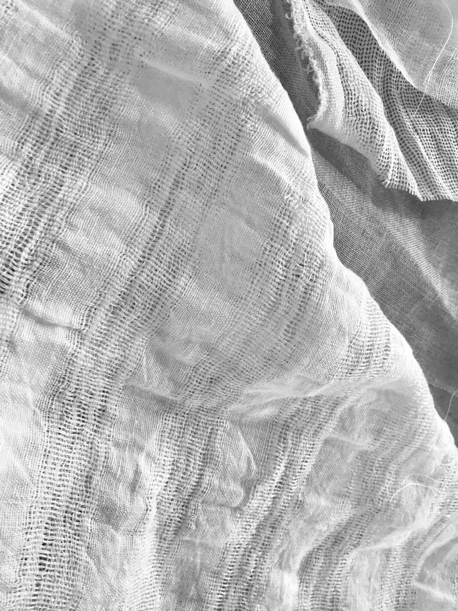 linge de lit en lin lave sur mesure