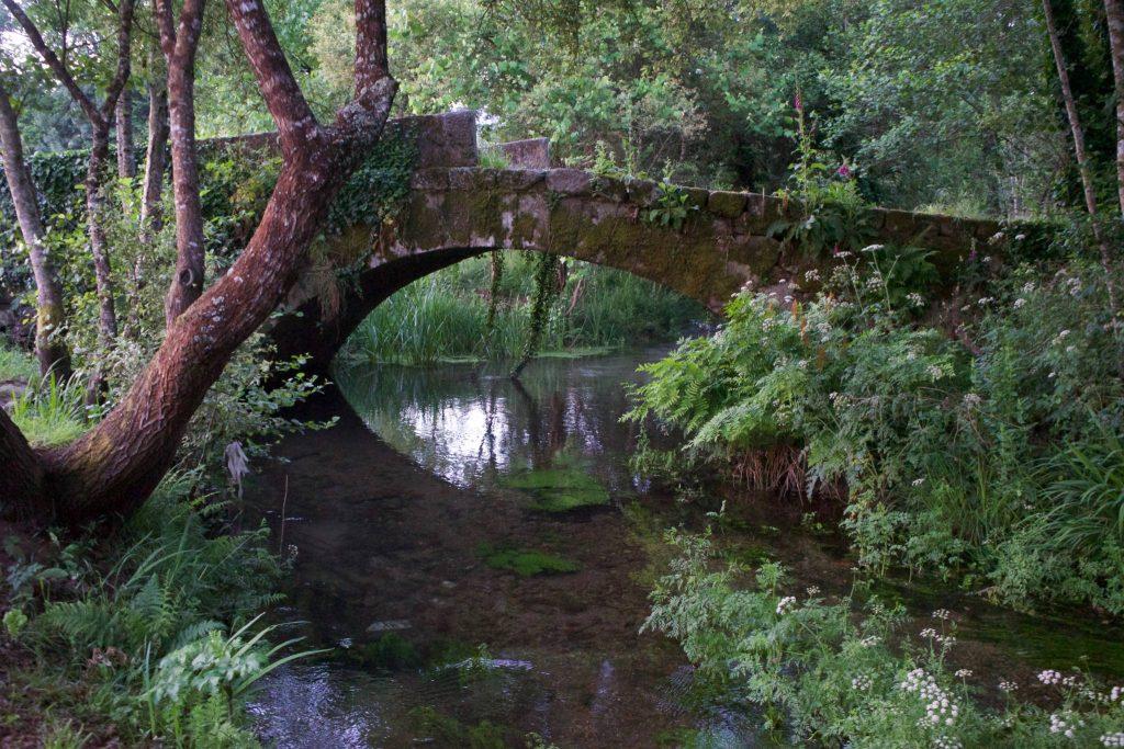 Puente Pedreiras. Pedreira