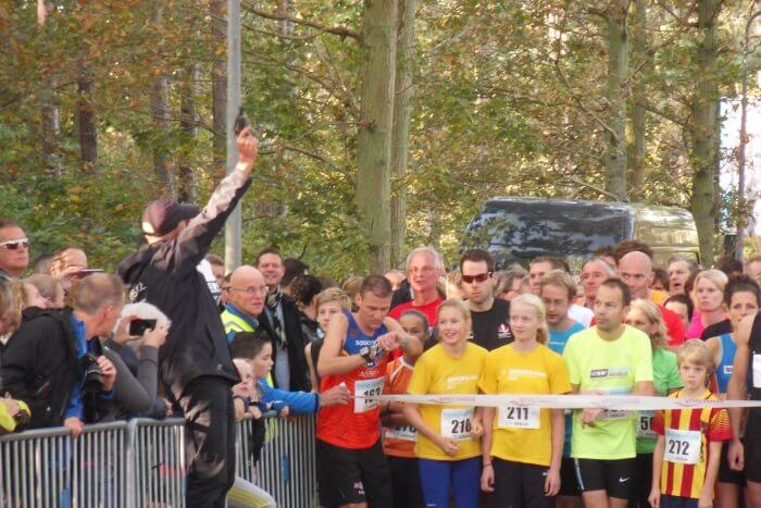 Kleintje Berenloop start 2014
