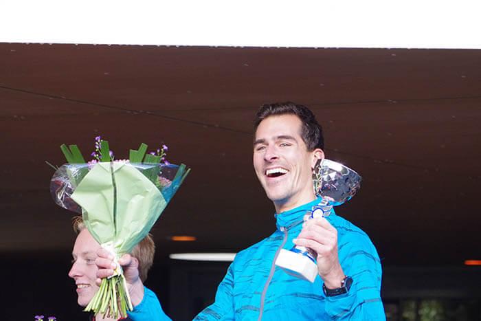 Foto's prijsuitreiking Kleintje Berenloop 2016.