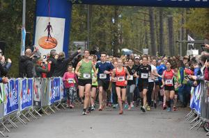 Voorbereiding en start Kleintje Berenloop 2017