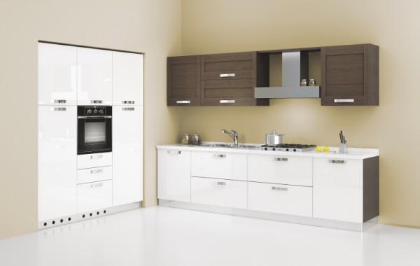 Cucine Componibili Basso Costo Cheap Cucina Componibile Completa Di Come Tipo Esclusi Accessori