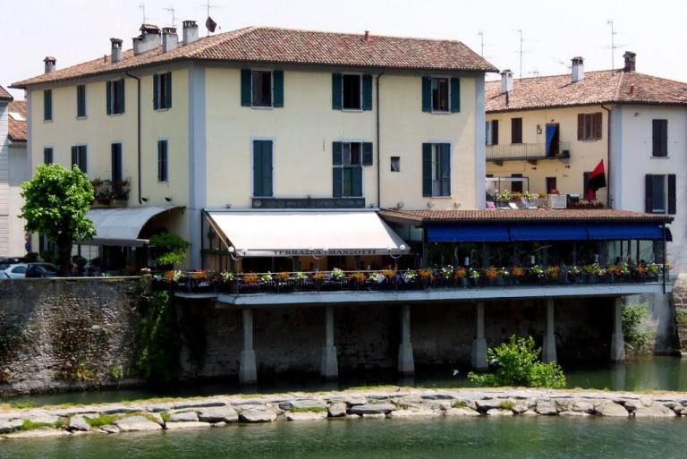 Ristorante Pizzeria Terrazza Manzotti a Canonica dAdda  Bergamo a Tavola