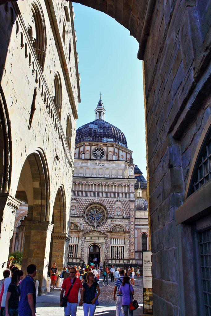 Quattro passi in citta´alta: Basilica di Santa Maria e Cappella Colleoni